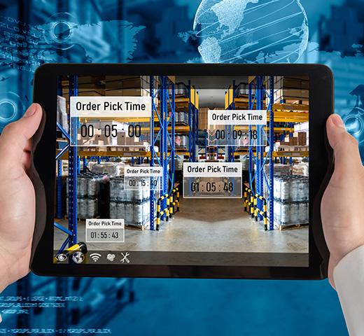 Principalele beneficii obtinute cu softul WMS pentru depozit logistica marfurilor