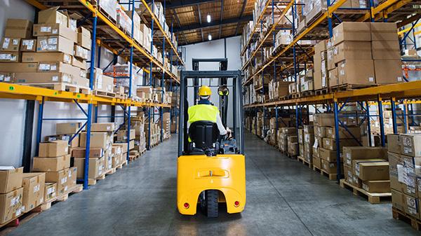 Sisteme automatizate de stocare si recuperare logistica marfurilor