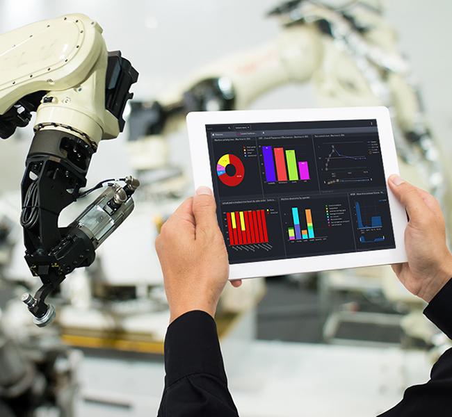 Softurile de productie - primul pas catre Industry 4.0 sisteme implementate flexibil v1