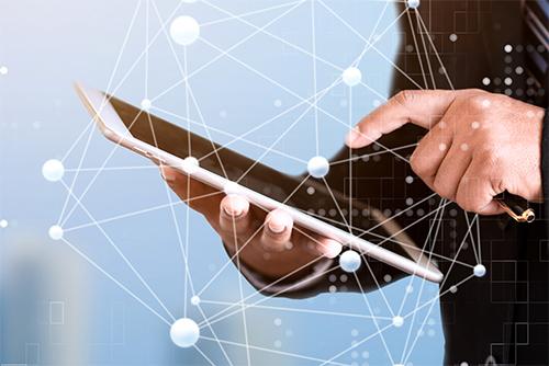 Sistem ERP modern integrat aplicatie management resurse
