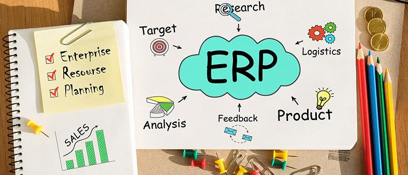 Cum alegi un sistem software ERP Enterprise Resource Planning
