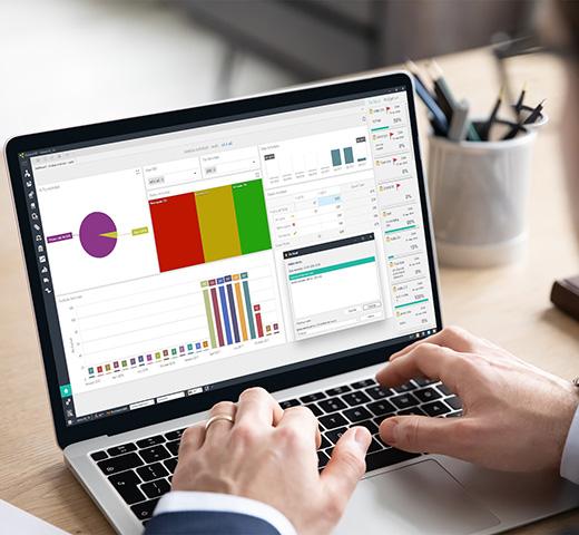 Alege sistemele integrate WMS, ERP si BI de la Senior Software Romania